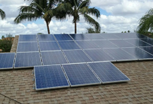 Solar power Broward